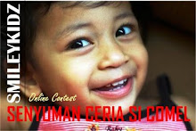SMILEYKIDZ Online Contest ~ Senyuman Ceria Si Comel
