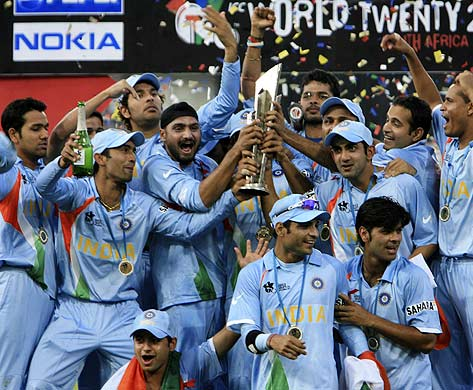 Cricket World Cup 2007,
