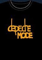 Depeche Mode Nº2  -  $50