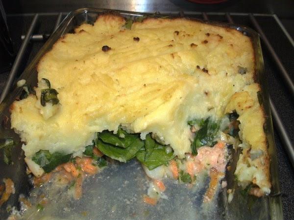 Beatingbowls jamie oliver fish pie for Fish pie jamie oliver
