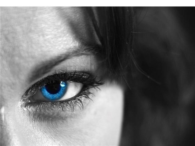 ögat är själens spegel