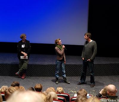 Anna Östh, Anders Ahlberg, Det räcker nu, Göteborgs filmfestival 2010