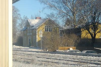 Lönsboda station