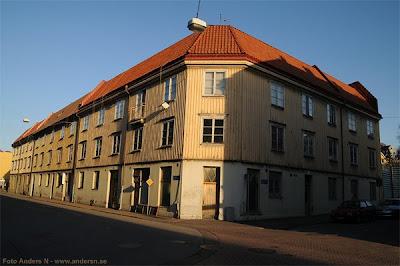 Gårda, Göteborg, landshövdingehus, Garda