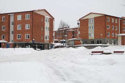 Olofström, Blekinge, snö, vinter, snow, winter, frödingvägen, ekeryd, ekerydsplan, foto anders n
