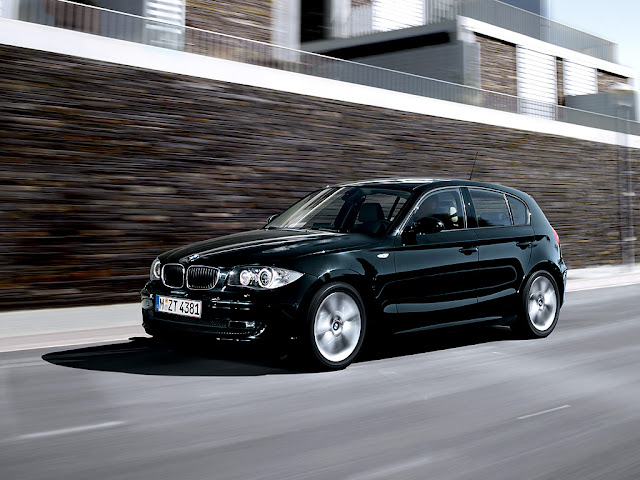Bmw 118i Se. The new BMW 118D SE 5 DOOR is