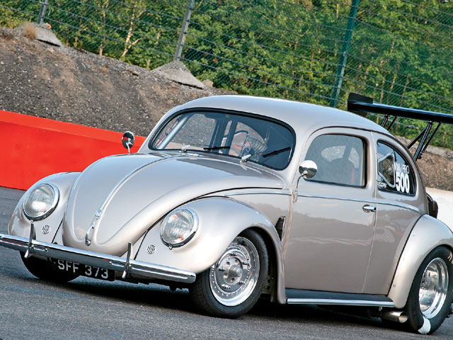 VW Classic Beetle Picture