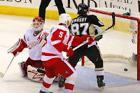 Red Wings Penguins Finals