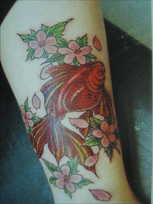 Asia tattoos-Mermaid tattoo