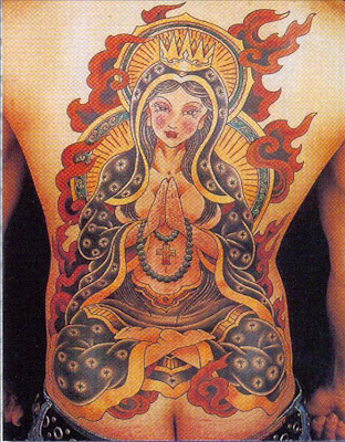 Japanese Tattoo Art – The Tattoo As a Part of Underworld Gangsters