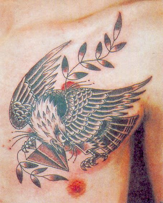 japan tattoo Bird