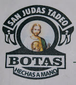 BOTAS SAN JUDAS TADEO