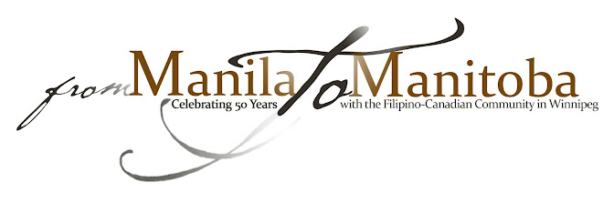 Filipino-Canadians in Winnipeg Oral History Project