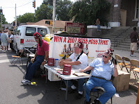 Shriners at the 2006 Cooper-Young Festival