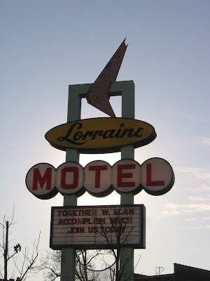 Lorraine Motel, National Civil Rights Museum, Memphis