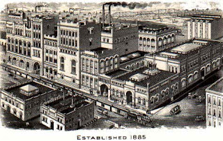 The Tennessee Brewery before Prohibition and Condos