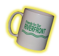 They saved the riverfront and all I got was this mug