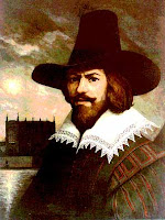 conspirator Fawkes, of the Gunpowder Plot