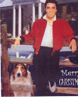 Jimmy loved sending out Christmas cards