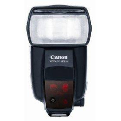 Canon Speedlite 580EX II Flash