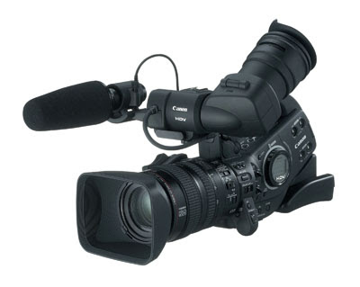 Canon-XL-H1 HD Camcorder