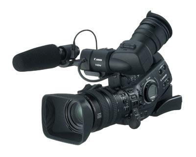 Canon-XL-H1 HD Camcorder