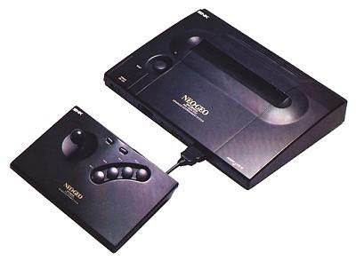 Neo Geo Game Console