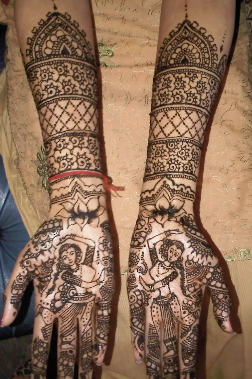 Dulce The Art Of Henna