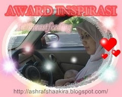 Award from AshAnas...