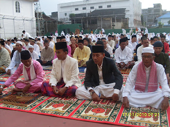 Sholat Idul Adha 1431 H