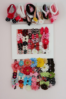 Handmade Simple Bow & Flower Boards