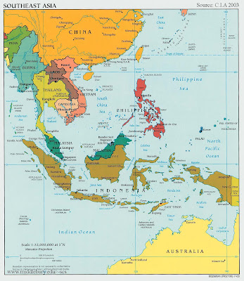 south east asia map outline. Tobut southeast asia relief