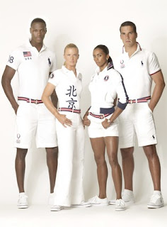 Ralph Lauren Sports Clothing