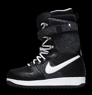 Nike Snowboarding Boots 3