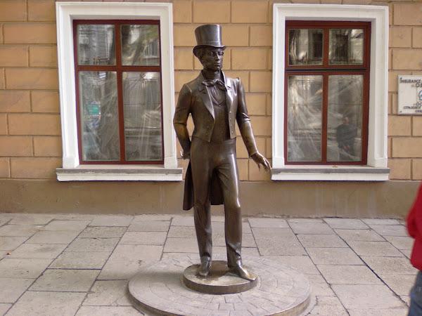 Памятник А.С.Пушкину в Одессе