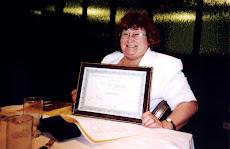 Wendy NAWG Journalism Award 2002