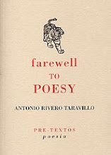 Farewell to Poesy (Pre-Textos)