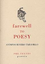 Farewell to Poesy (Pre-Textos)