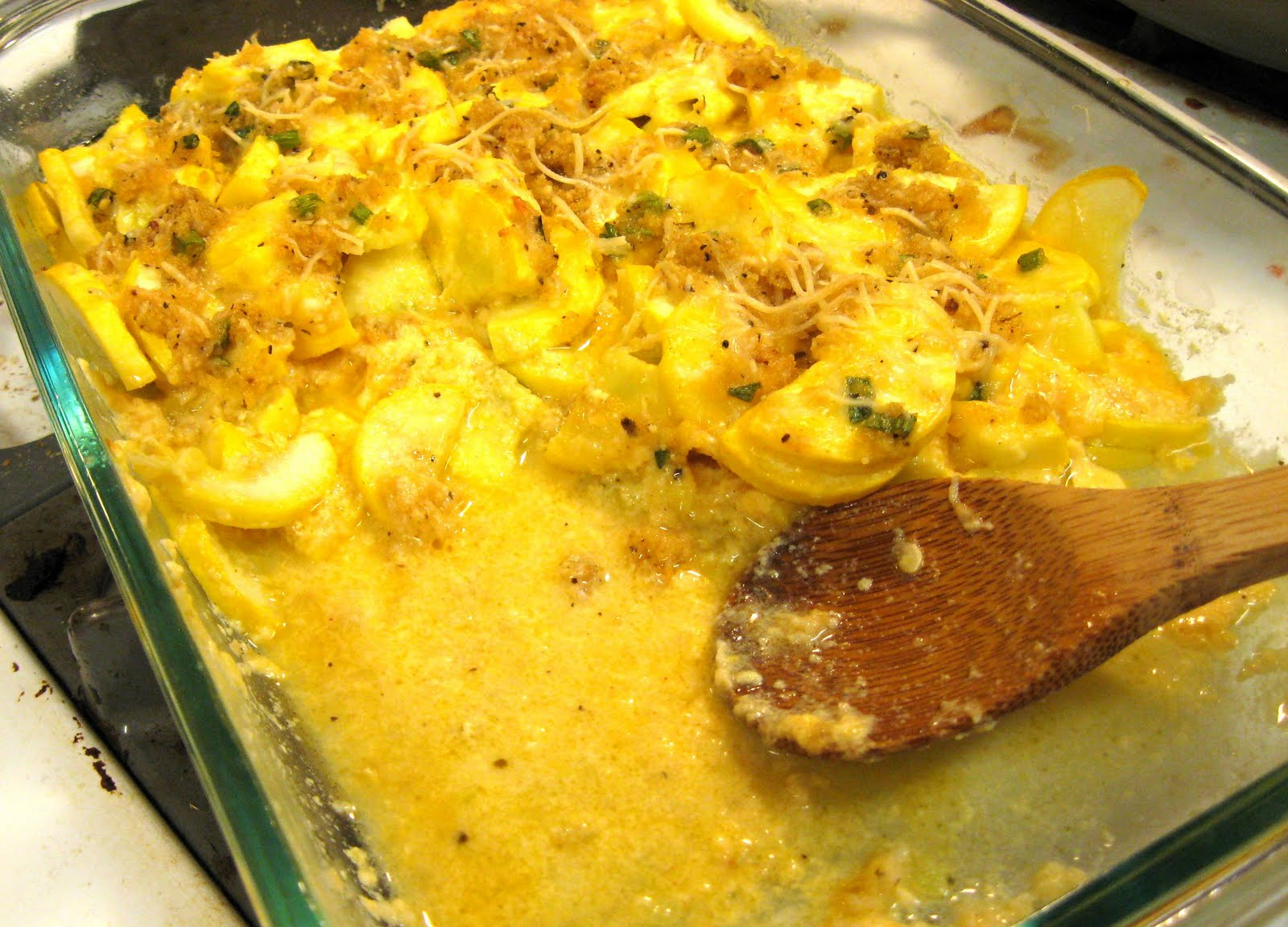 Mom's Summer Squash Recipe — Dishmaps