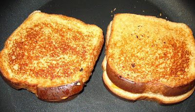 Katie Lee's Award Winning Logan County 'Grilled Cheese ...