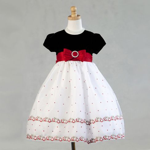 Boutique Holiday Dresses For Infants - Evening Wear