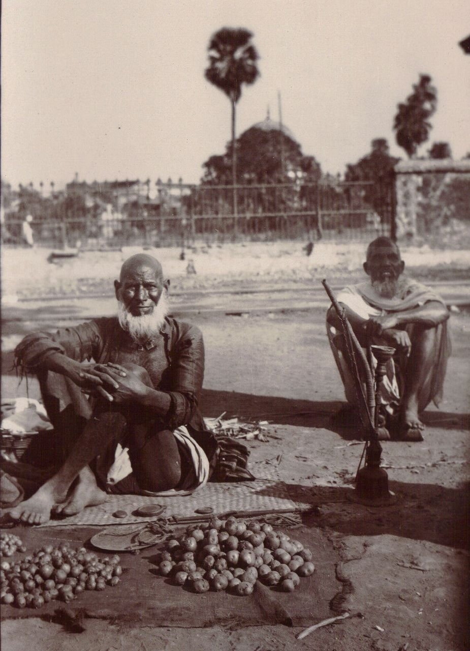 Fruit Sellers, Calcutta c.1903