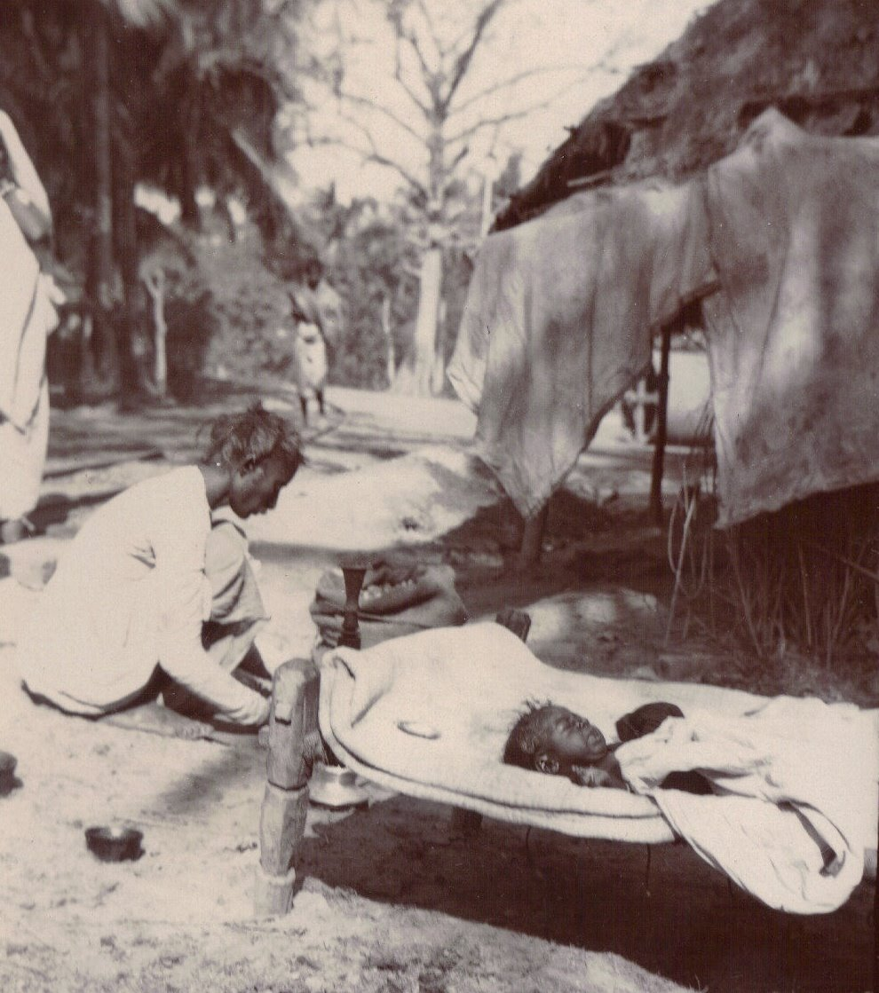 Village Life, Calcutta c.1903