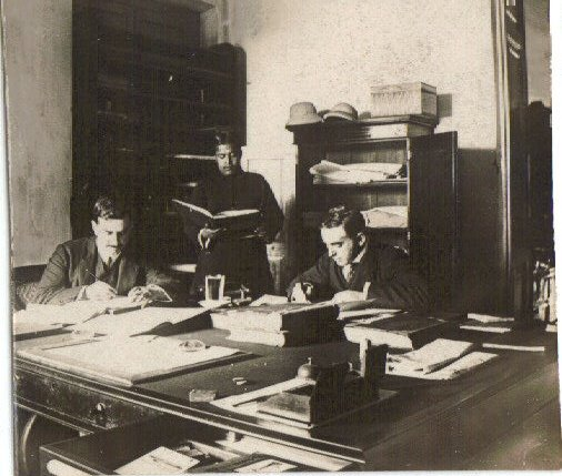 Merchant's Office, Calcutta c.1903
