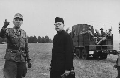 Netaji in Germany
