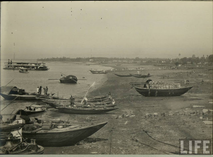 River Hooghly Calcutta