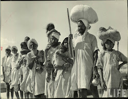 Mass migration during independence of India in 1947