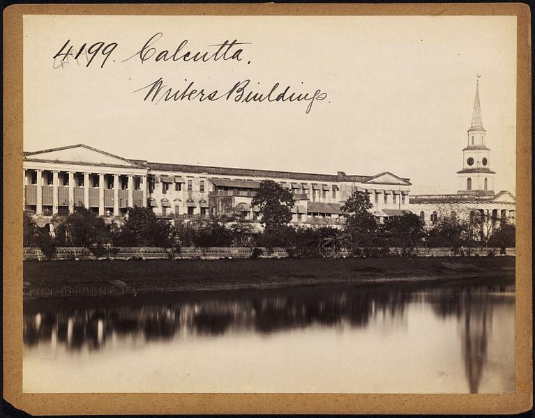 Writers Buildings  Calcutta (Kolkata)