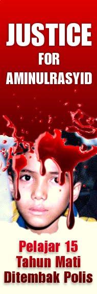 Keadilan untuk adik Amirul