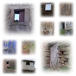 Os segredos que se escondem por detrás destas portas e janelas!!!